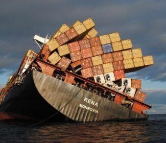 Avaria Grossa no Transporte Marítimo: o que é como evitar surpresas
